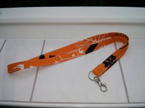 Schlüsselband Oranje