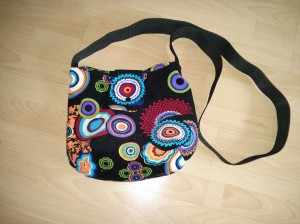 "Bag ""Colorful lights"""
