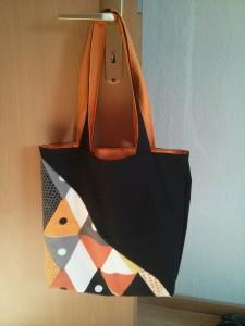 "Wendetasche ""Naranja-Bag"""