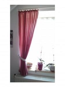Vorhang für Küche