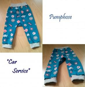 Pumphose Car Service