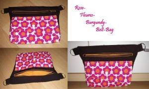 Rose-Fleures-Burgundy-Belt-Bag