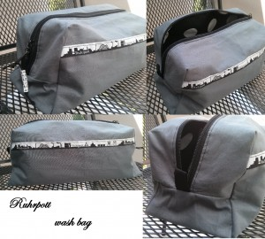 Ruhrpott Wash bag