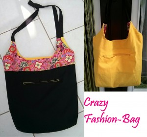 Crazy Fashion-Bag
