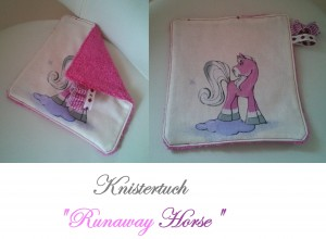 Knistertuch Runaway Horse