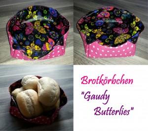 Gaudy Butterflies