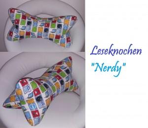 Leseknochen Nerdy