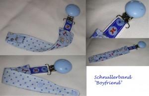 Schnullerband Boyfriend